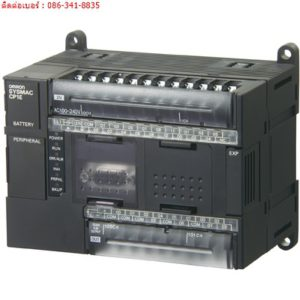 CP1E-N40DR-D OMRON Automation and Safety